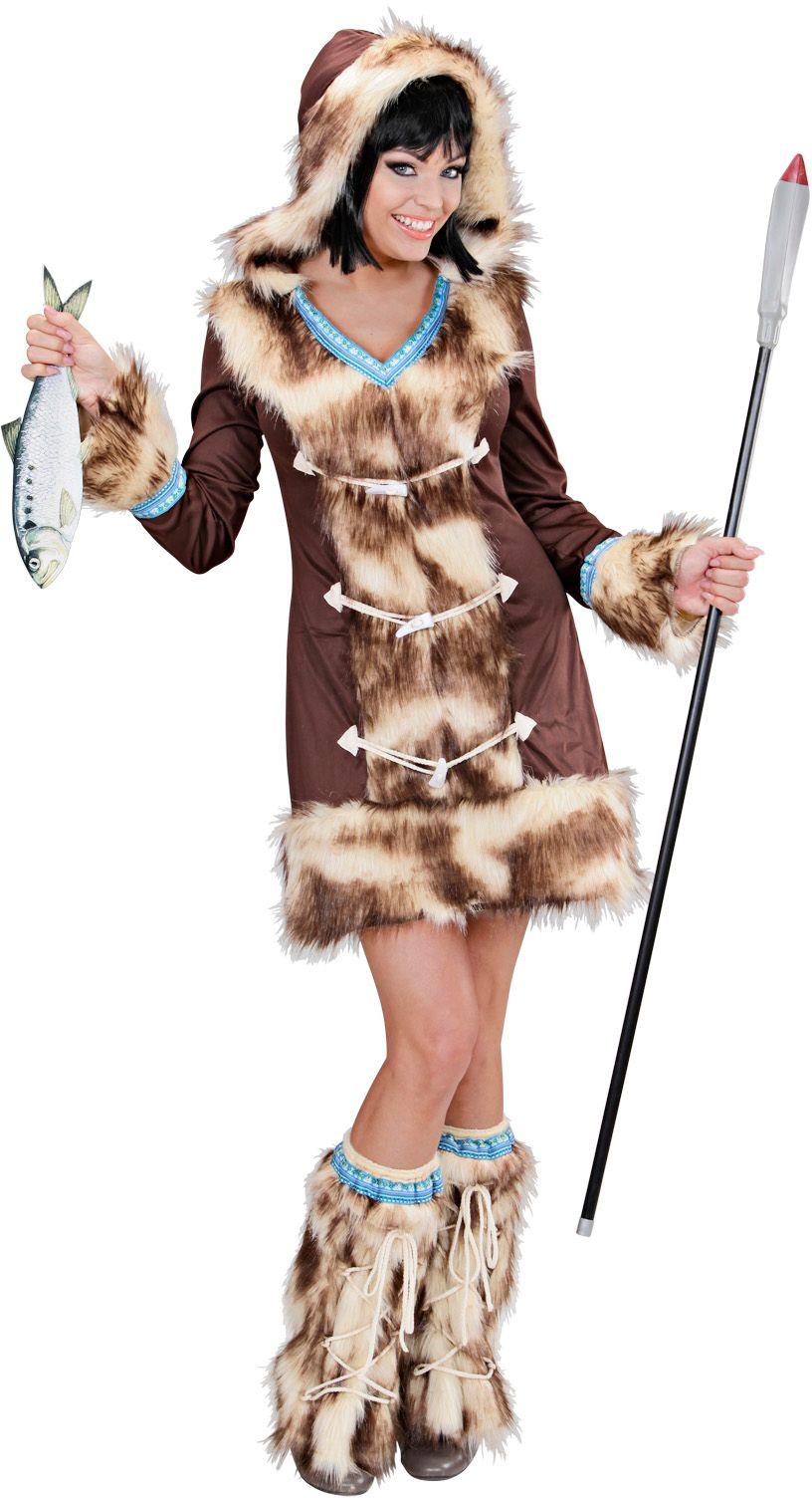 Eskimo kostuum