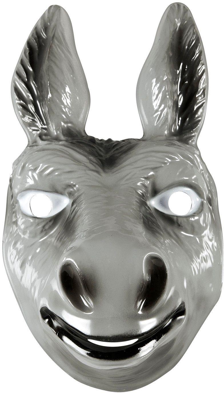 Ezel masker pvc