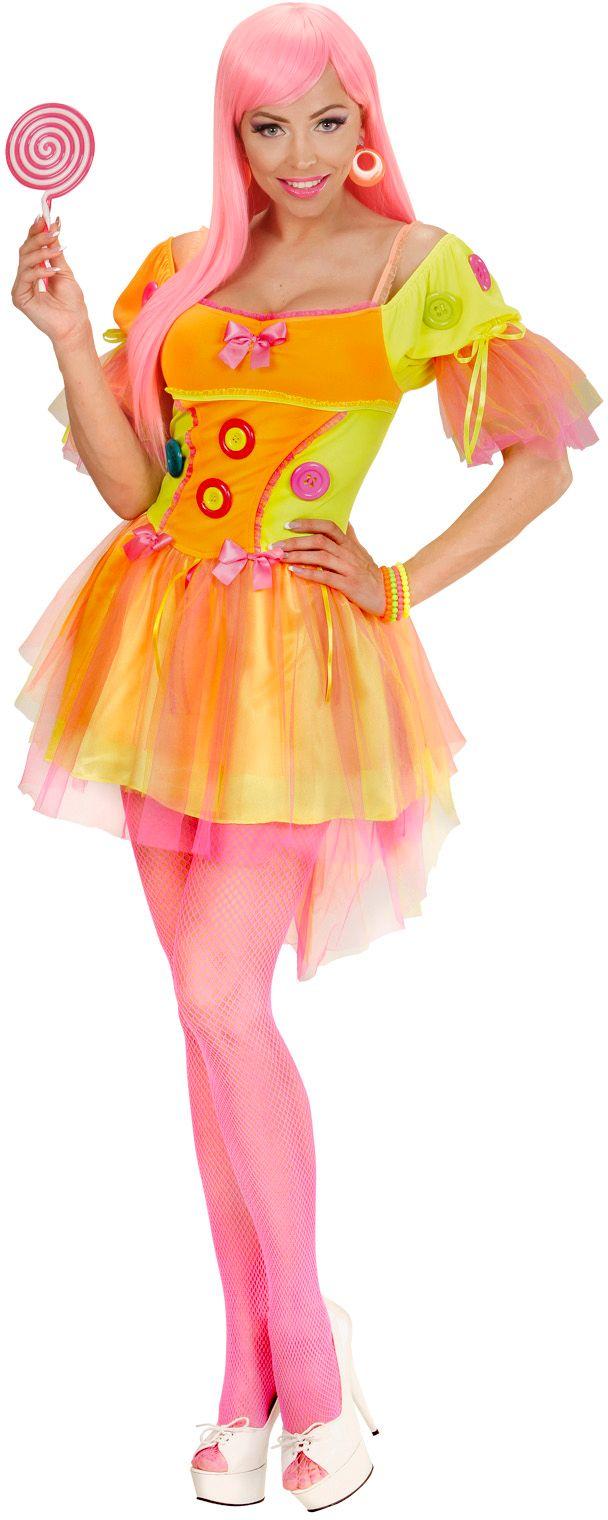 Fantasie jurkje