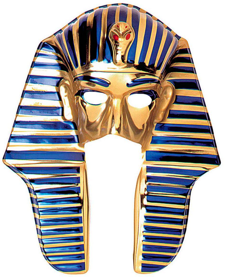 Farao toetanchamon masker