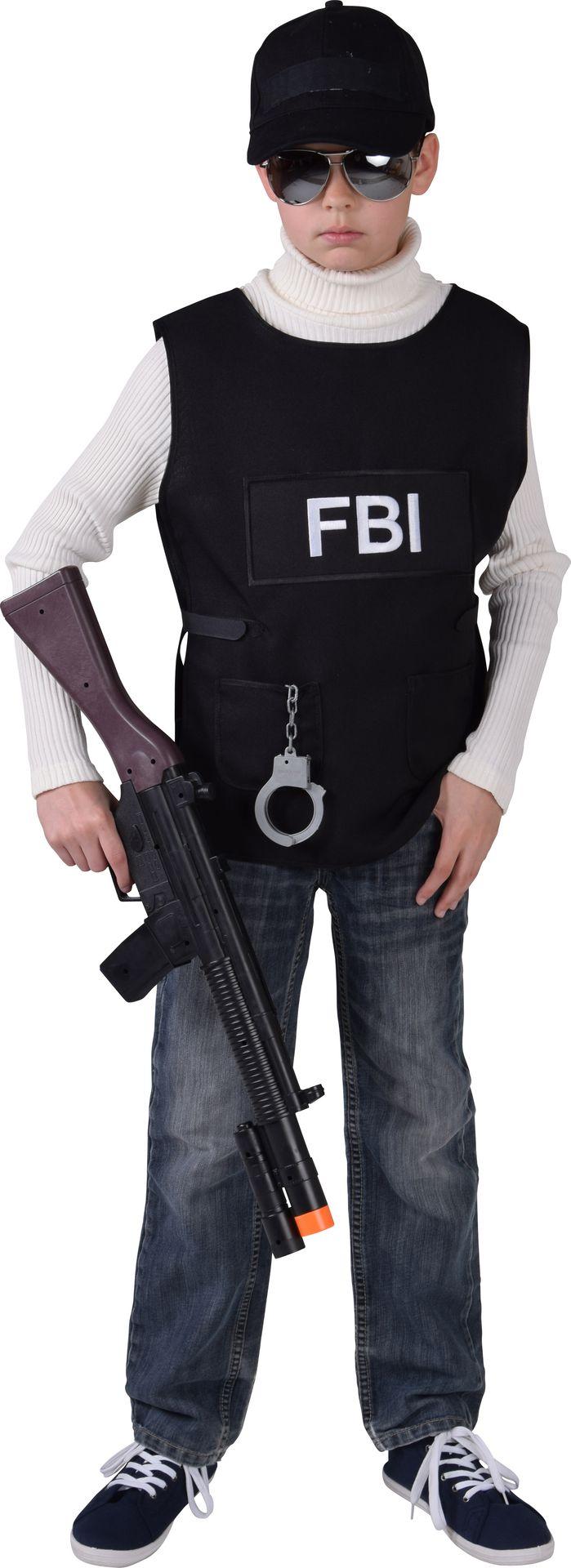 FBI agent vest jongen/meisje