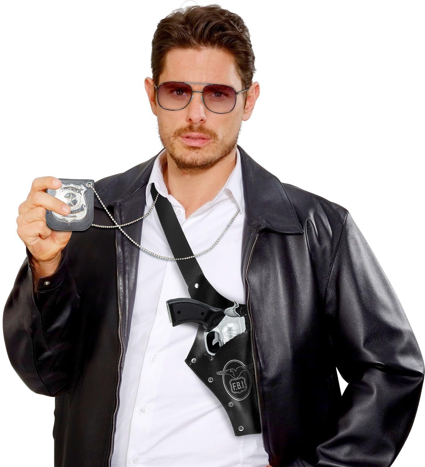 FBI pistool holster