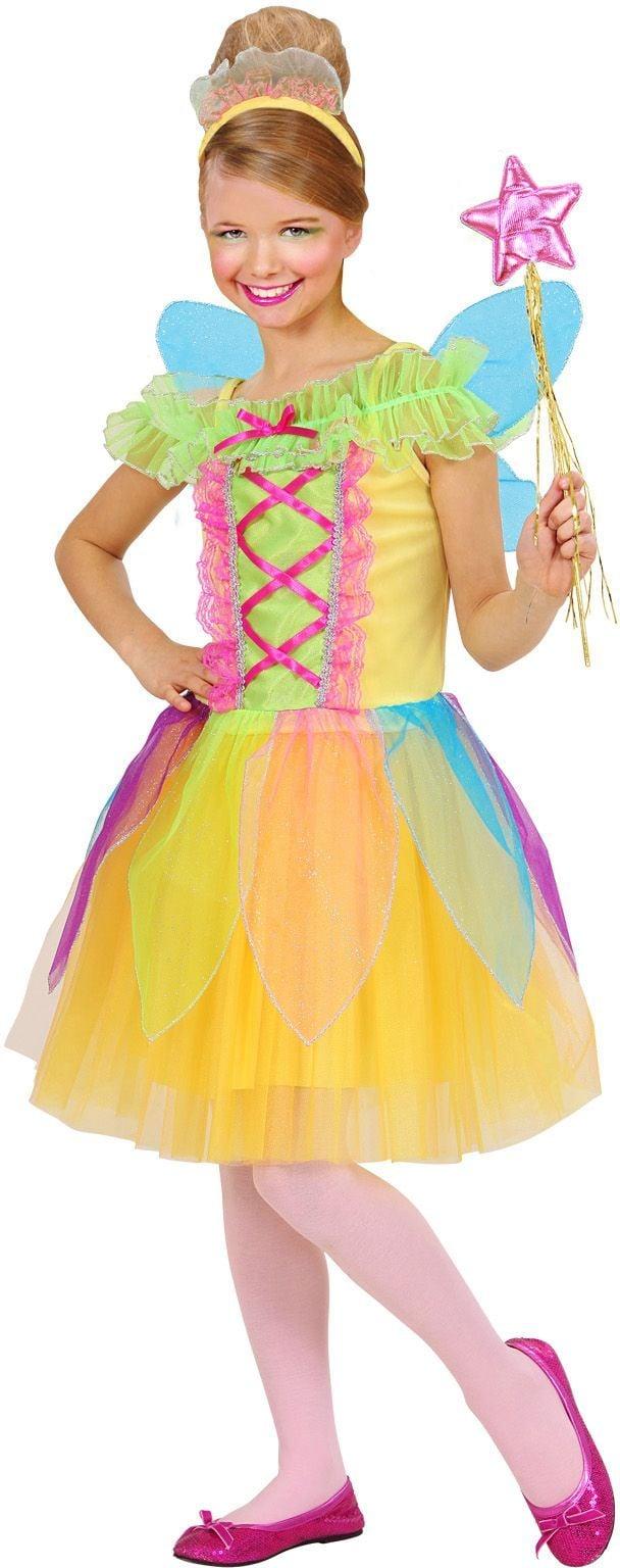 Feeën jurk kind