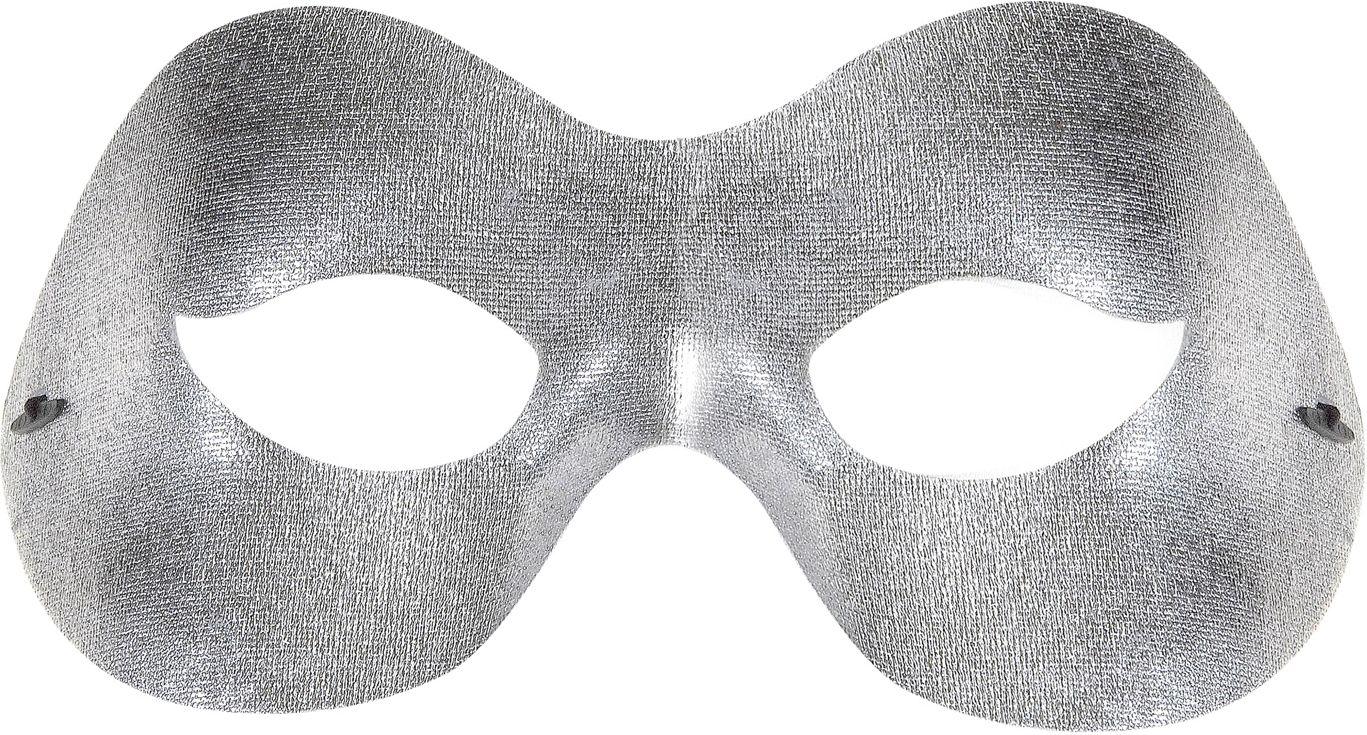 Fidelio oogmasker zilver