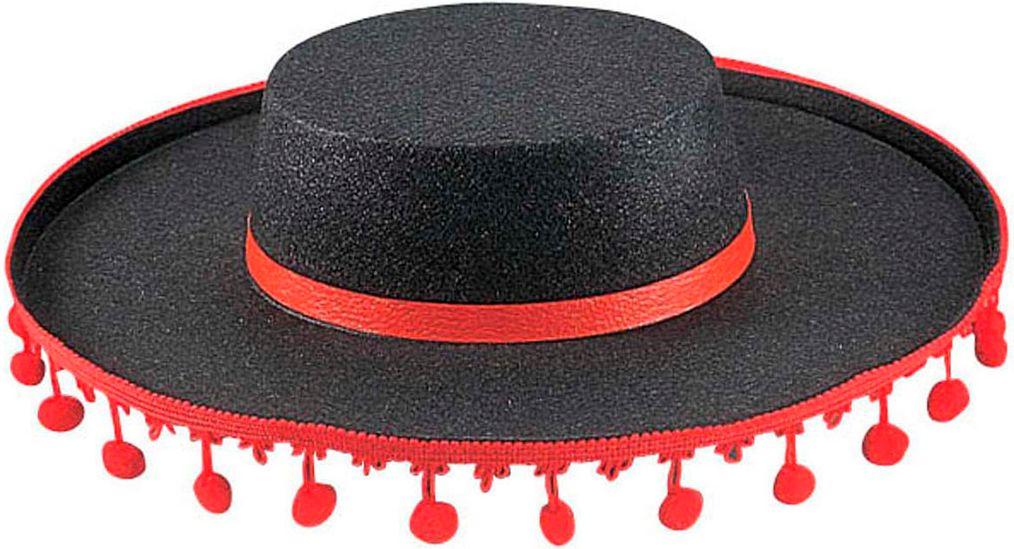Flamenco hoed