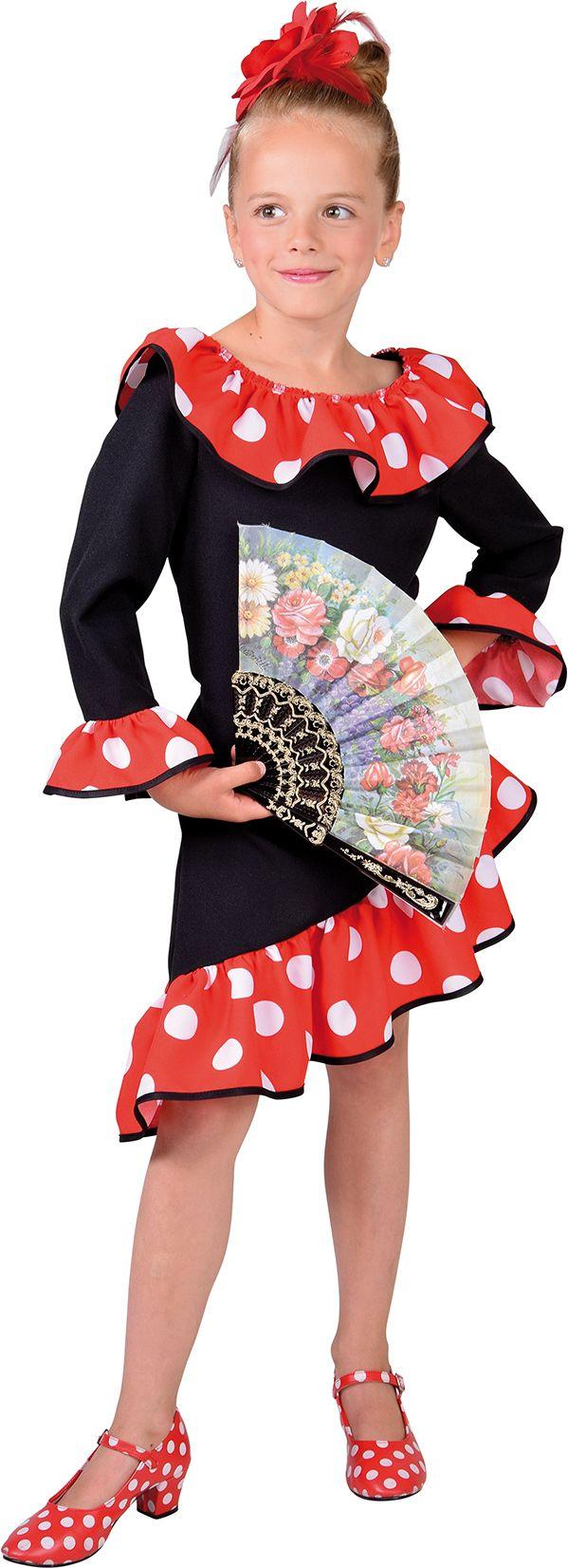 Flamenco jurk meisjes