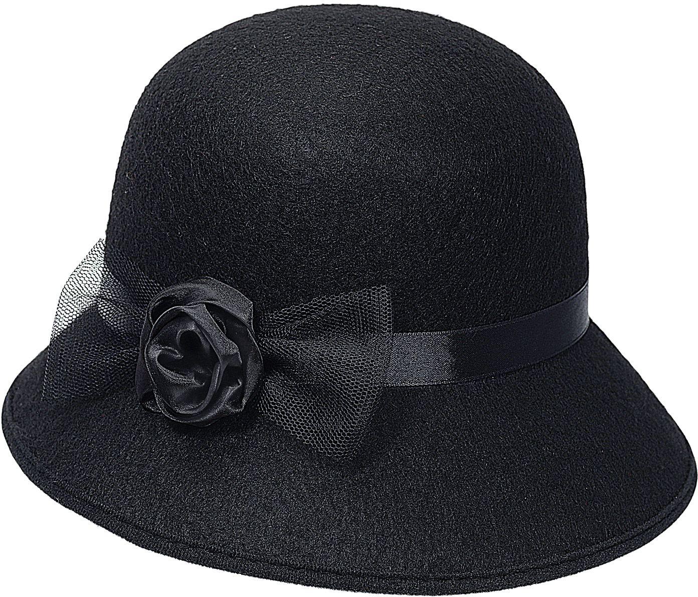 Flapper hoed 20s vrouwen