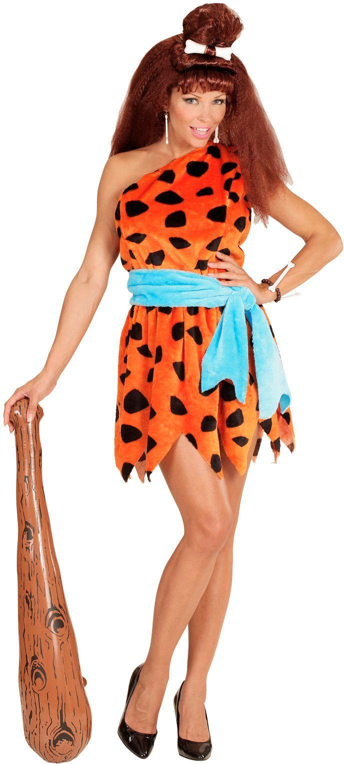 Flintstones kostuum dames