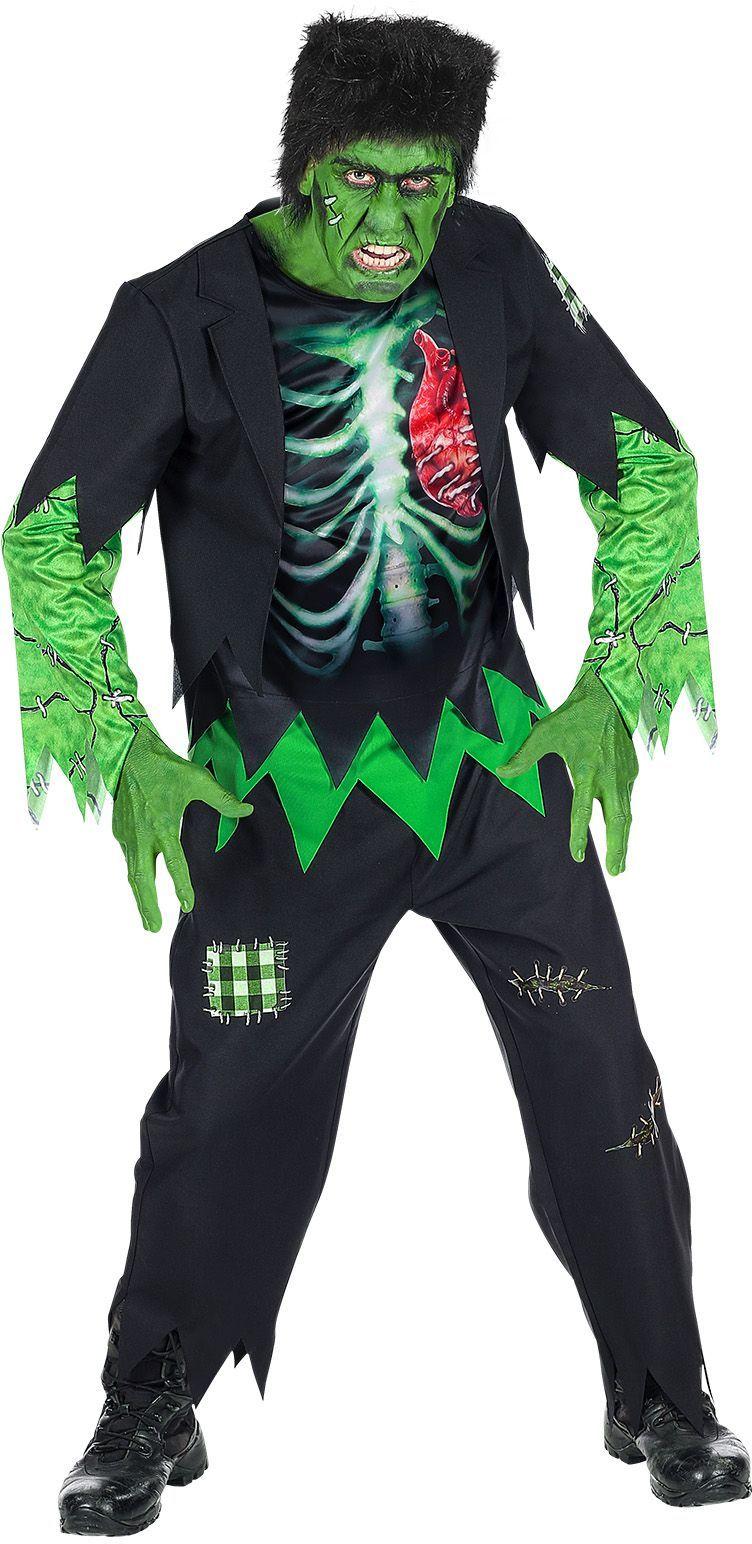 Frankenstein monster pak mannen