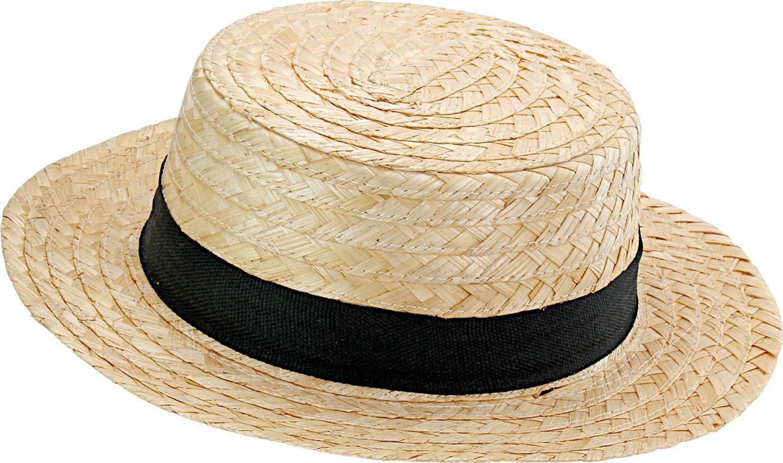 Franse rieten hoed