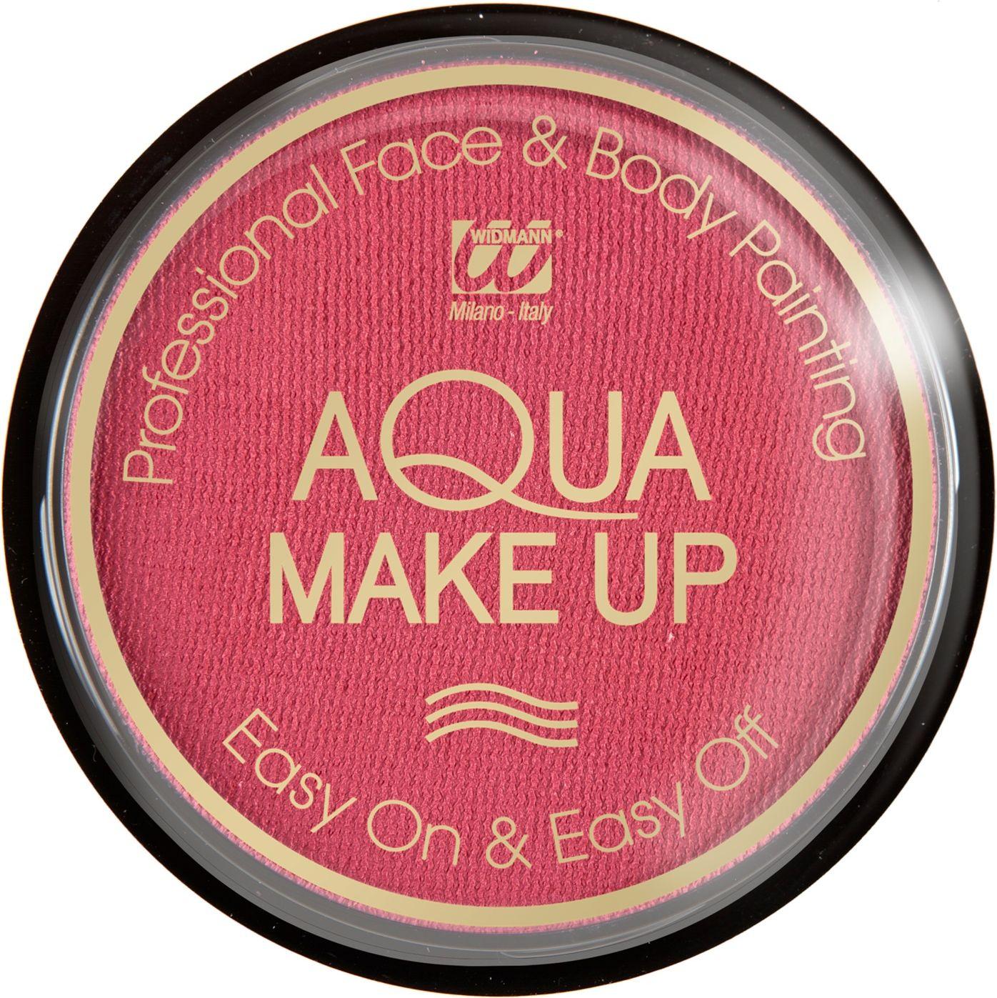 Fuchsia roze waterbasis make-up