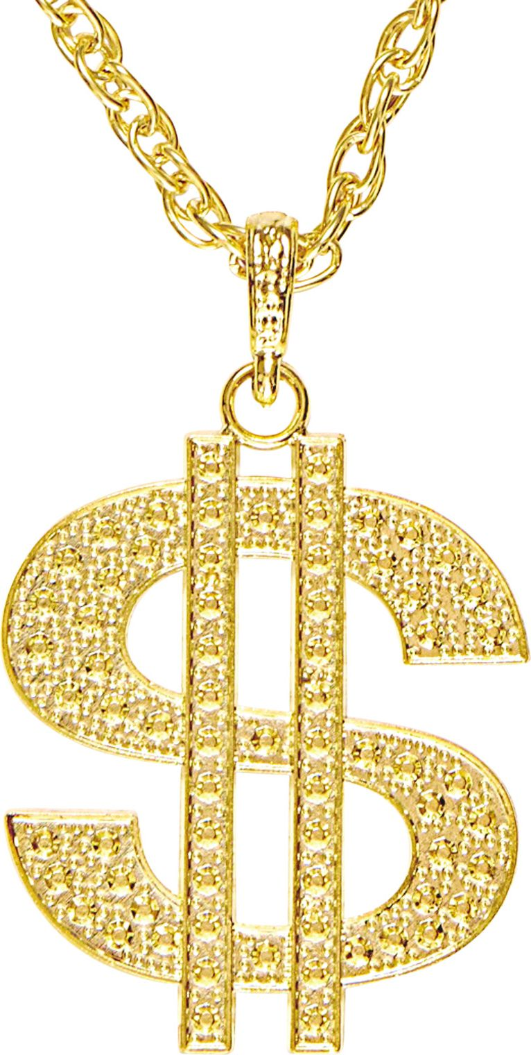 Gangster dollar ketting