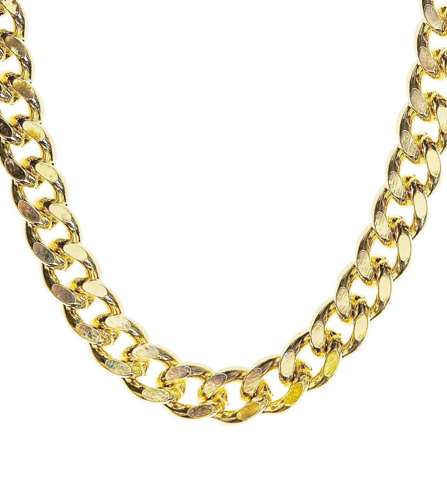 Gangster ketting goud