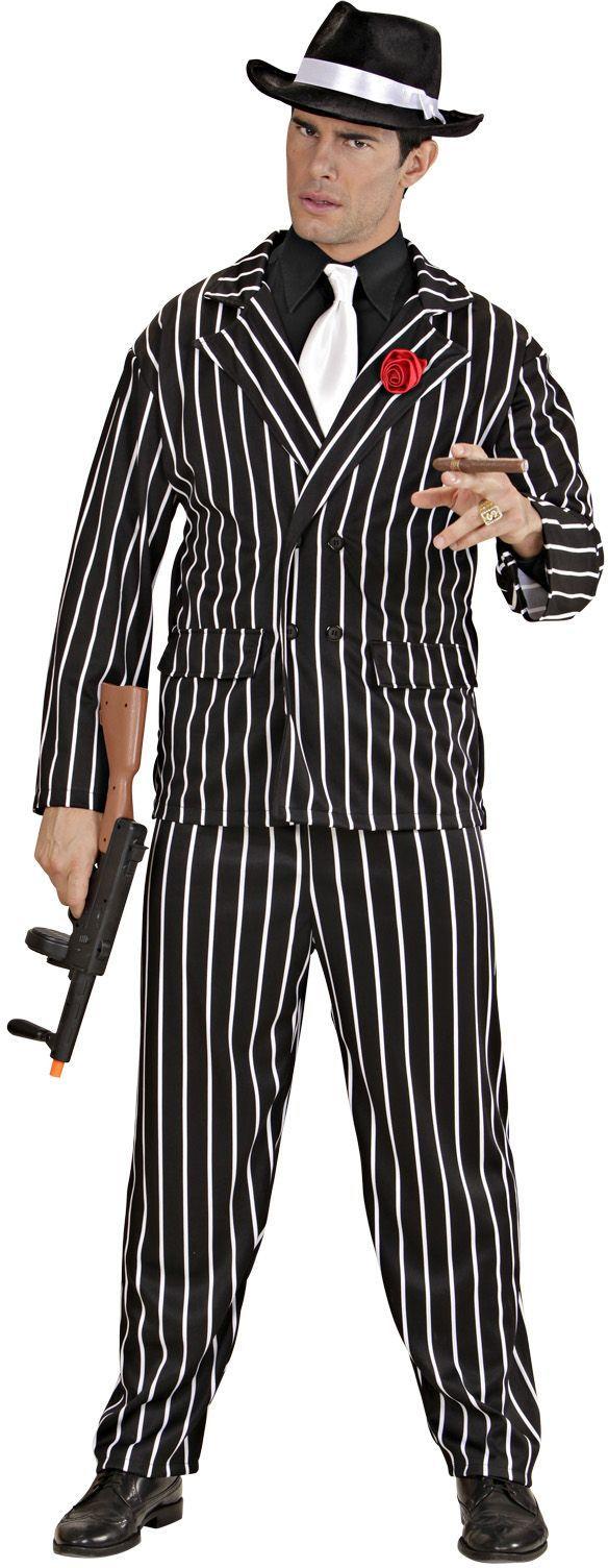 Gangster kleding heren