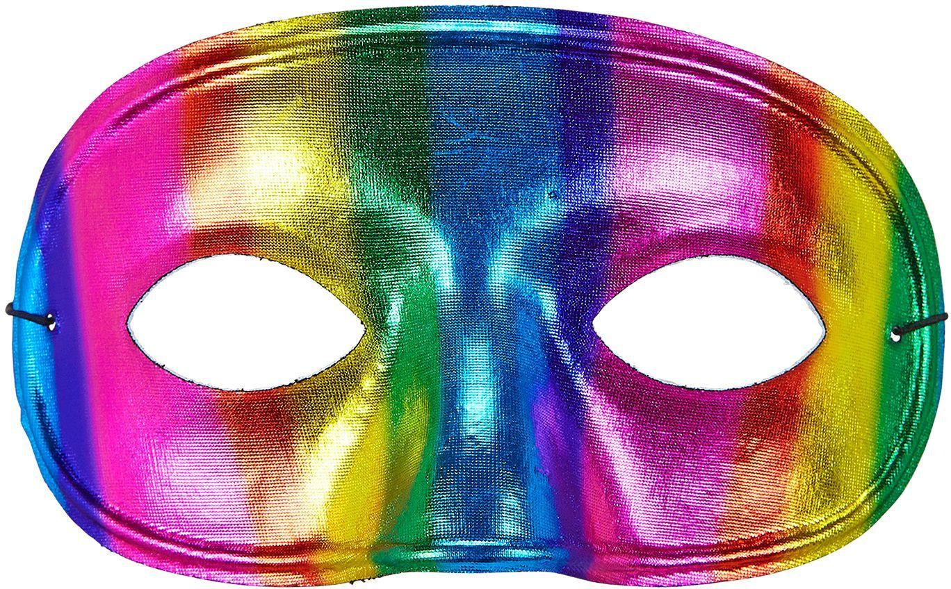 Gay Pride oogmasker uniseks