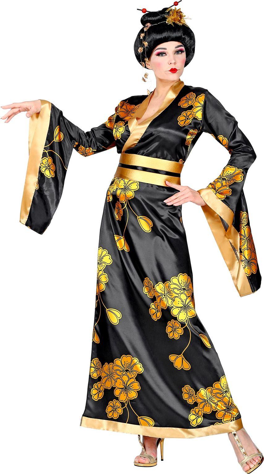 Geisha carnaval kimono