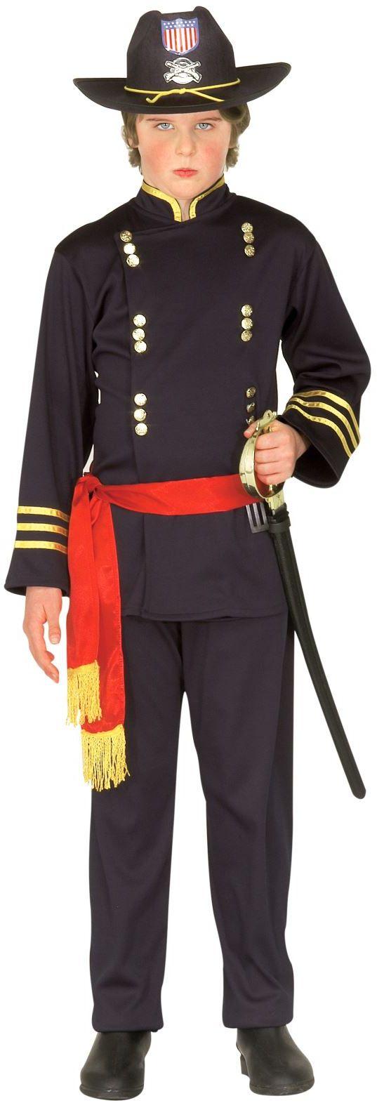 Generaal kostuum kind