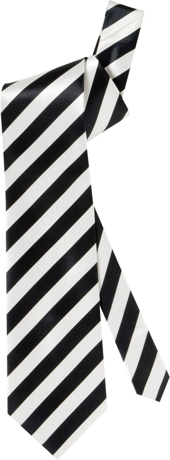 Gestreepte stropdas