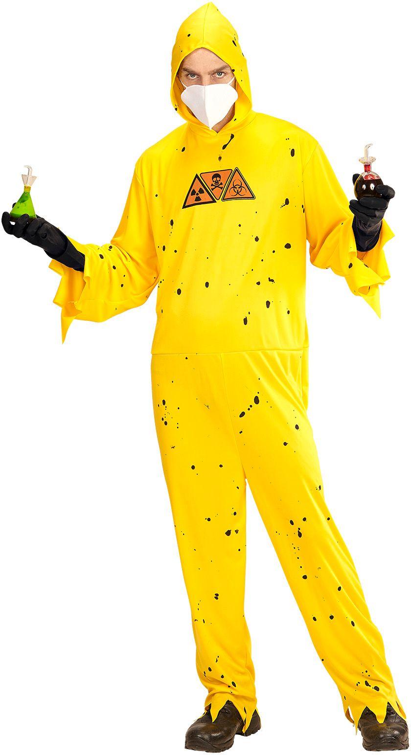 Gevaarlijke stoffen outfit