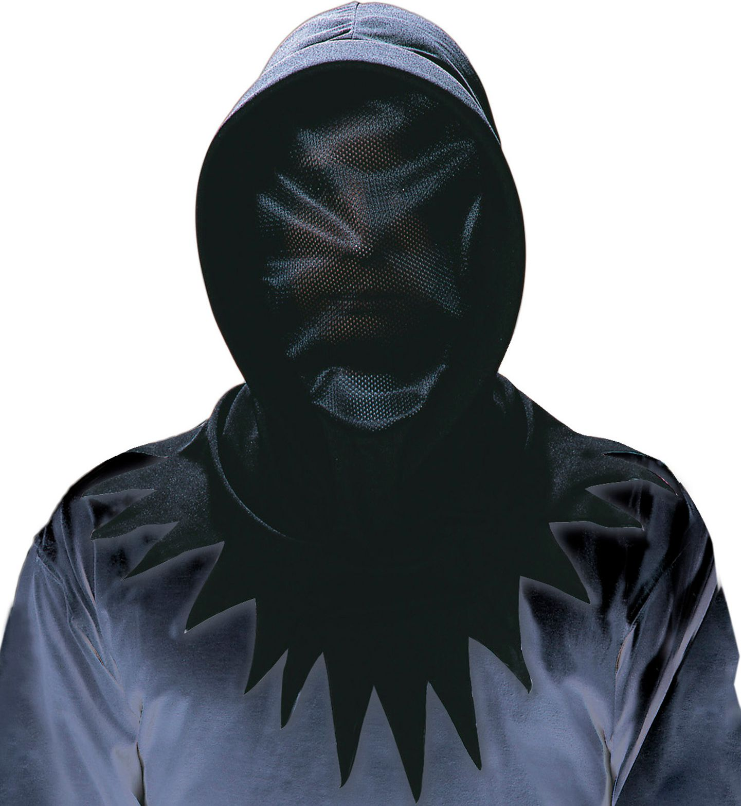 Gezichtsbedekking masker zwart