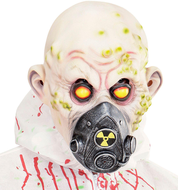 Giftige zombie masker