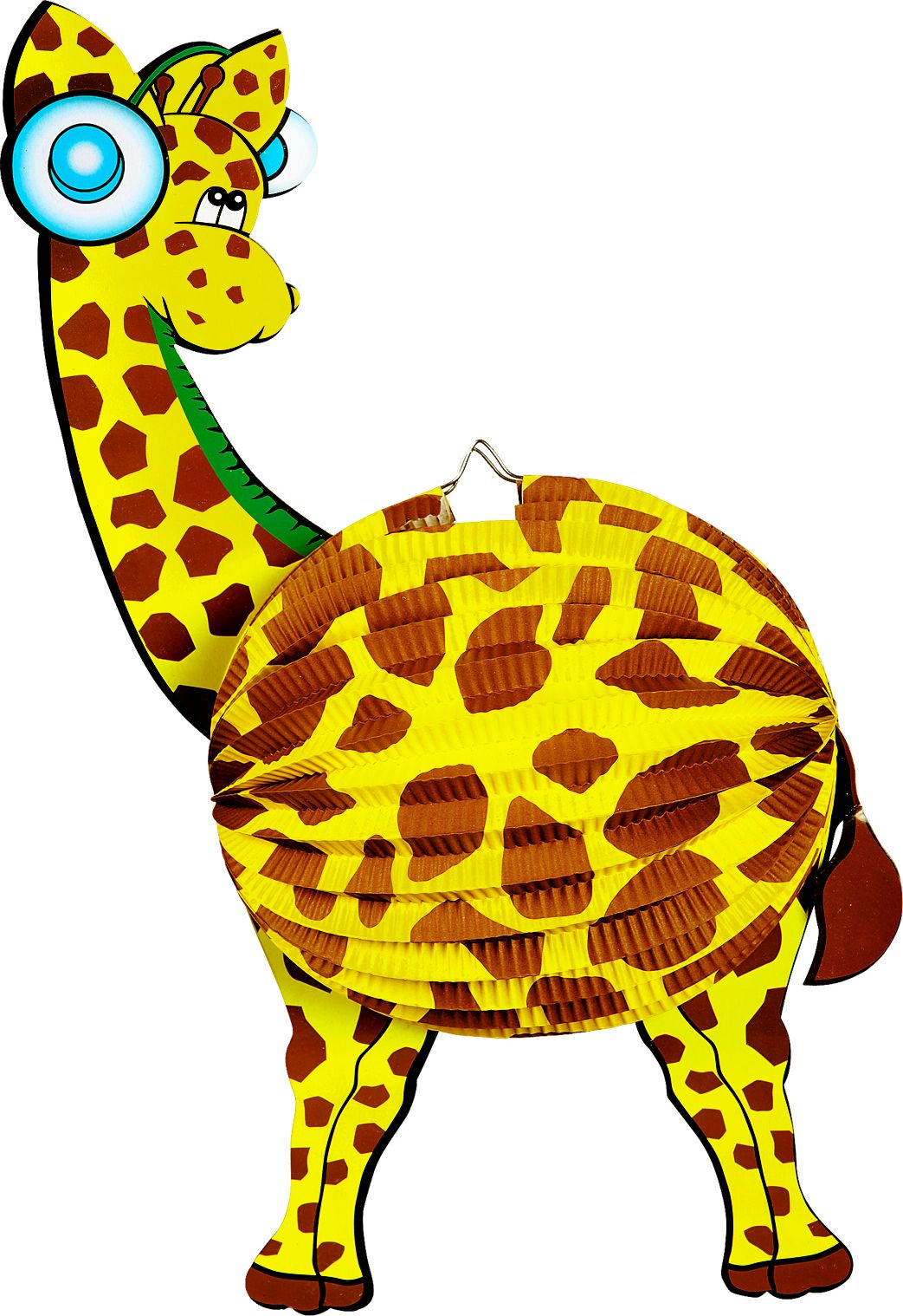Giraf lampion