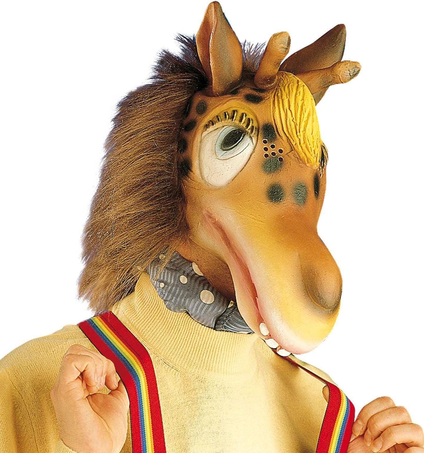 Giraffe masker