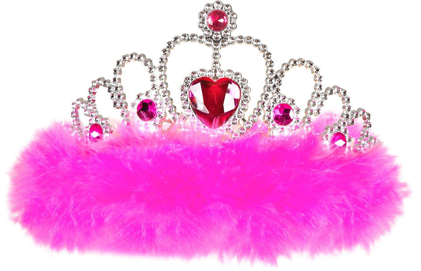 Girls Night Out tiara roze