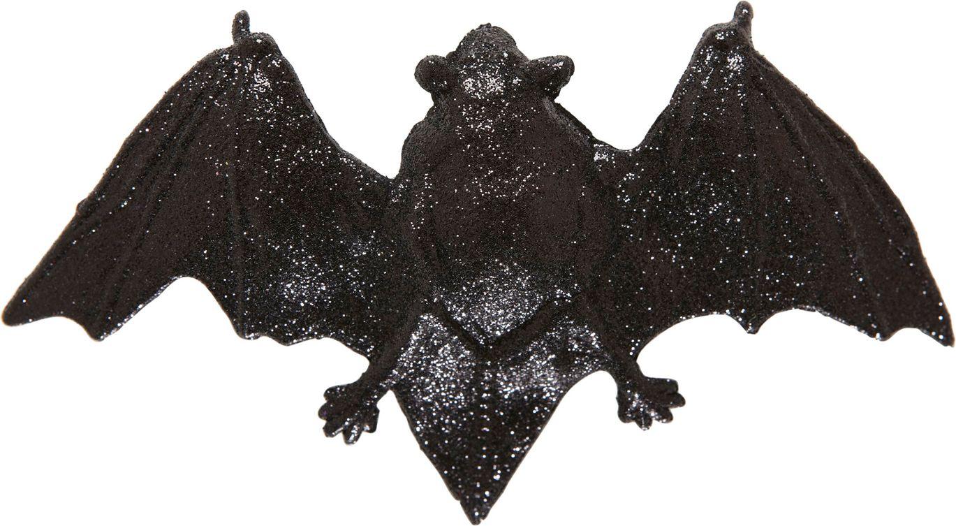 Glitter vleermuis haarspeld