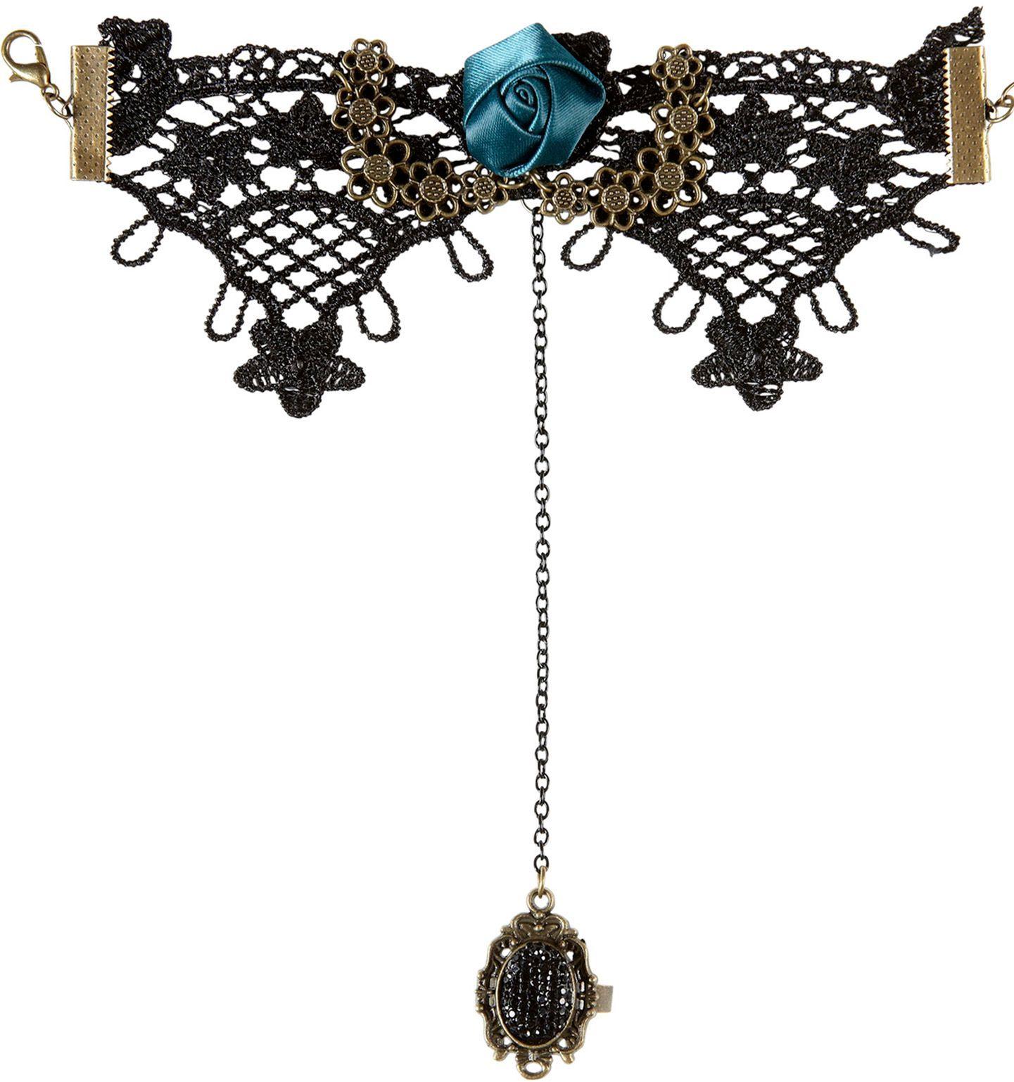 Gothic armband en ring