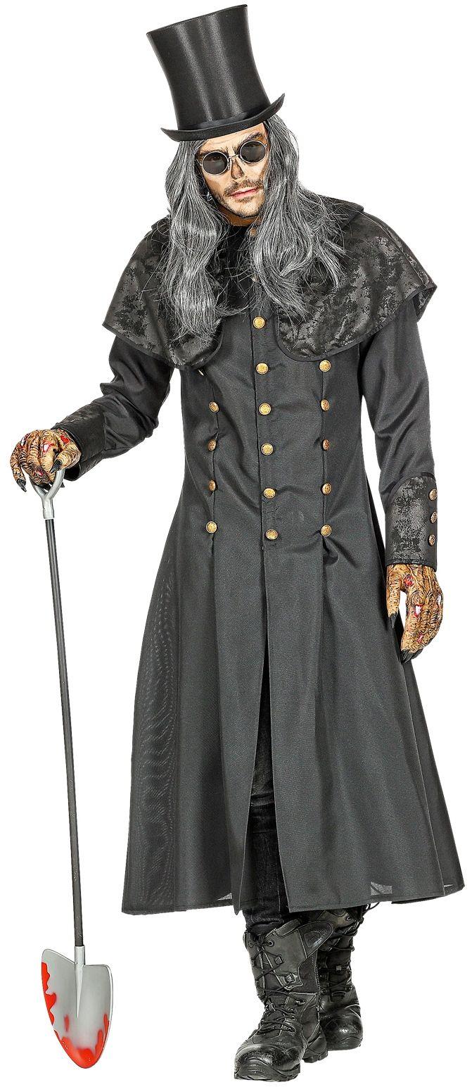 Gothic kleding carnaval