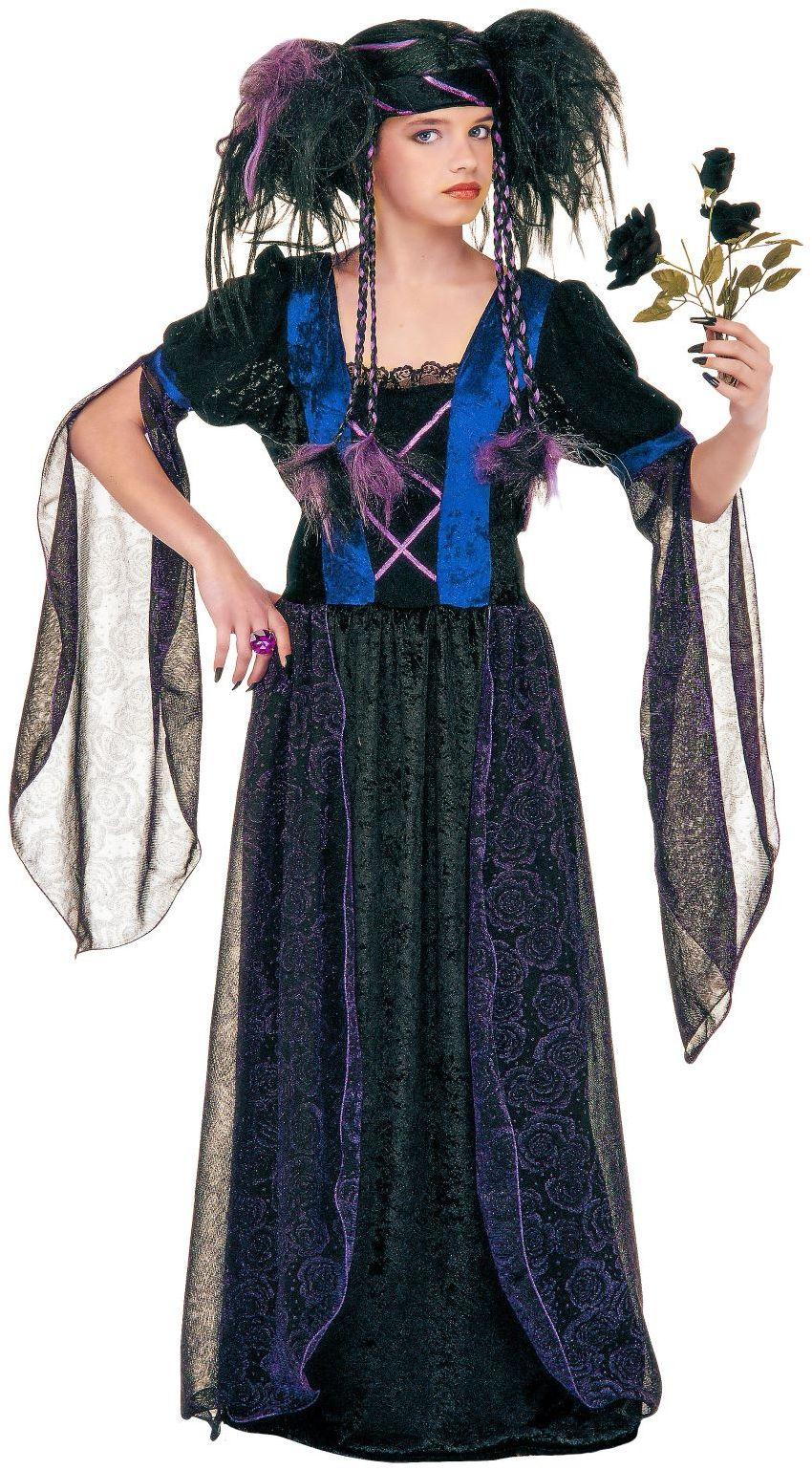 Gothic kleding kind