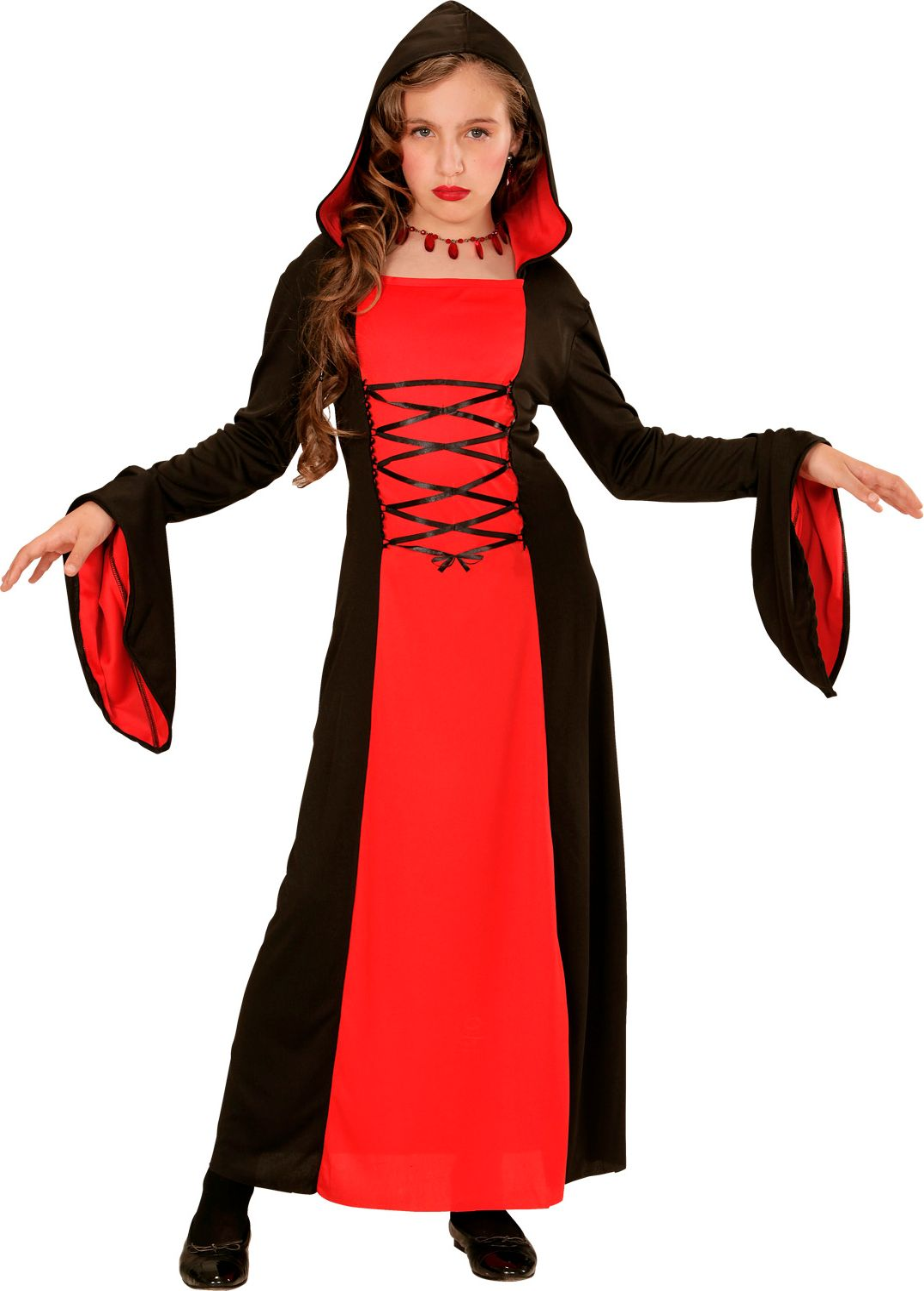 Gothic kleding meisje