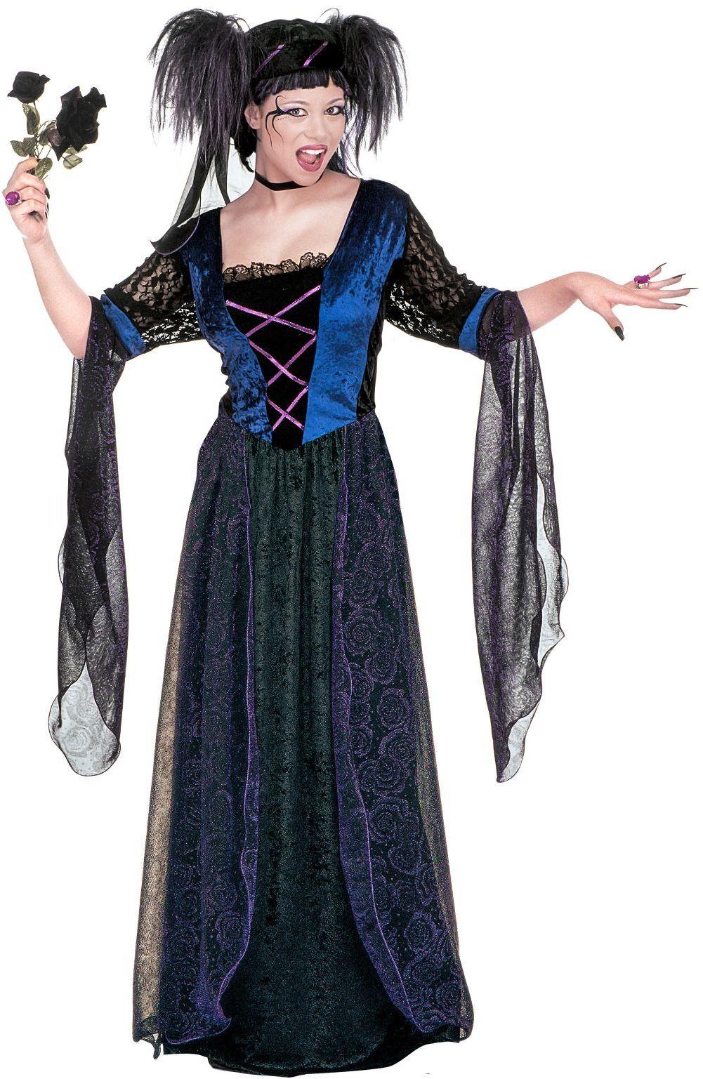 Gothic kostuum kind