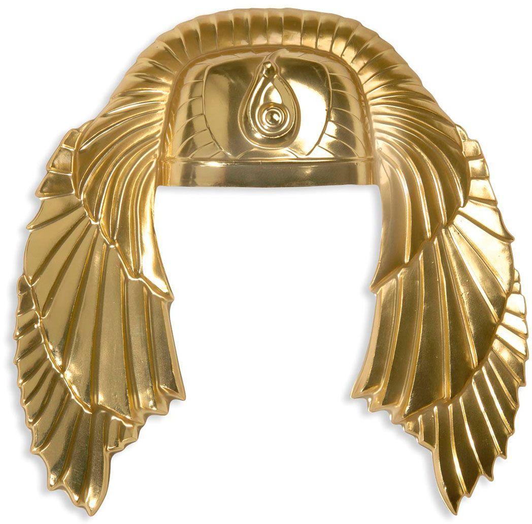 Gouden egyptische koningskroon