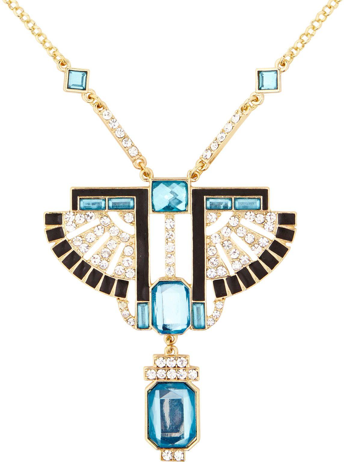 Gouden farao ketting