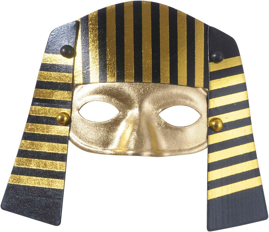 Gouden Farao oogmasker