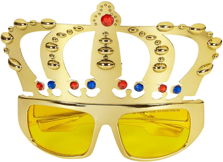 Gouden koningsbril