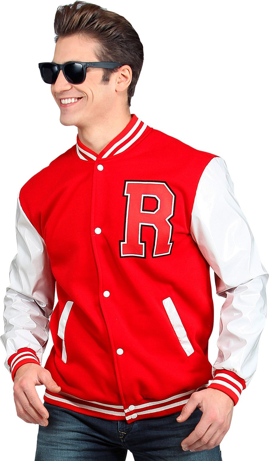 Grease baseball jacket