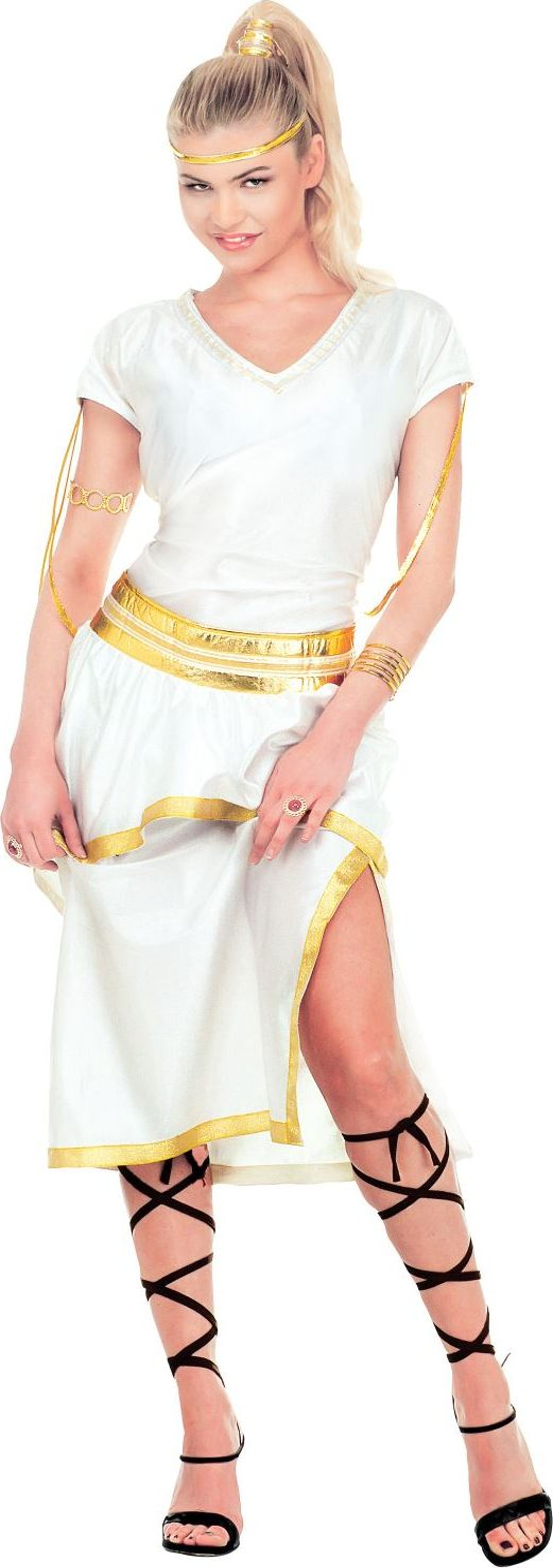 2bdd4230cd2d3a Griekse godin Athene - Feestkleding.nl