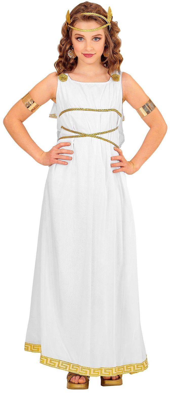 Griekse godin jurk kind