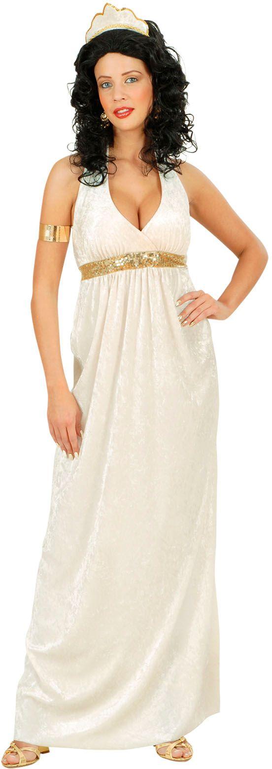 Griekse jurk wit
