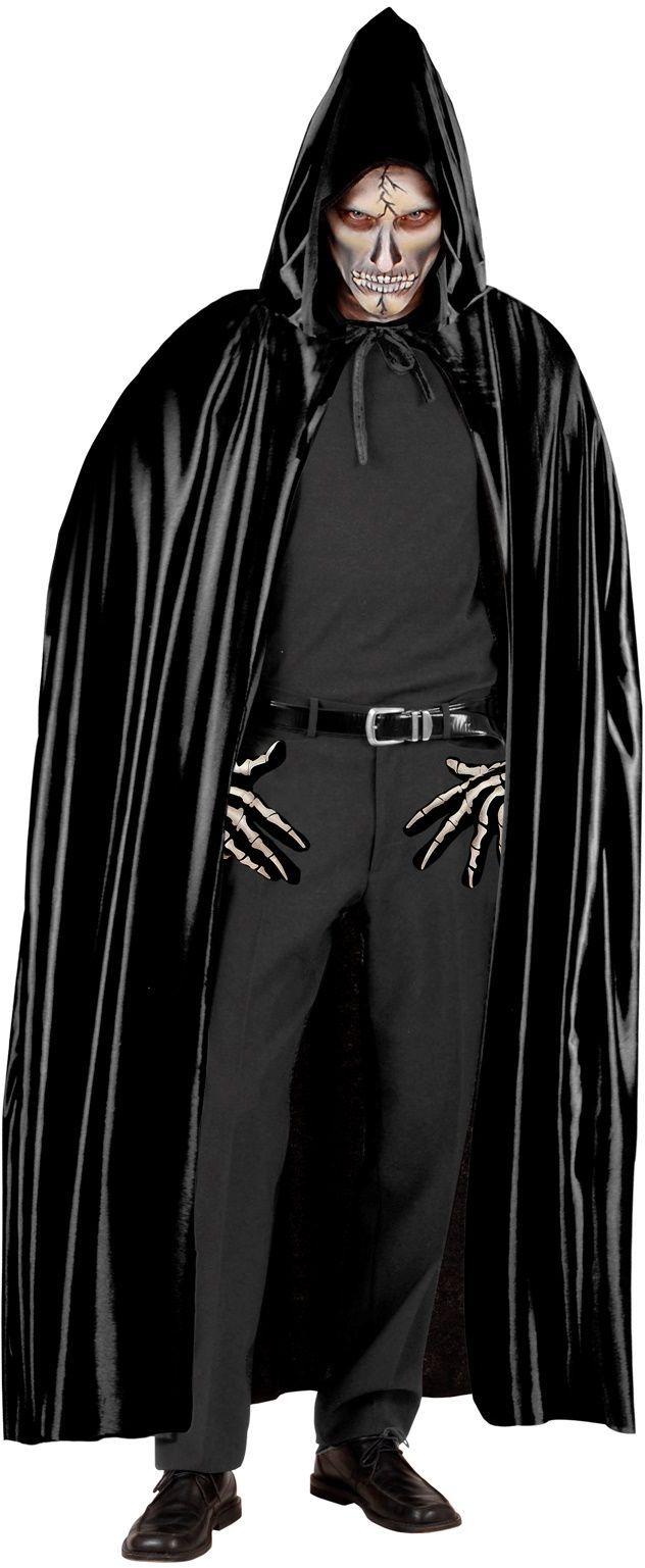 Grim reaper cape met capuchon