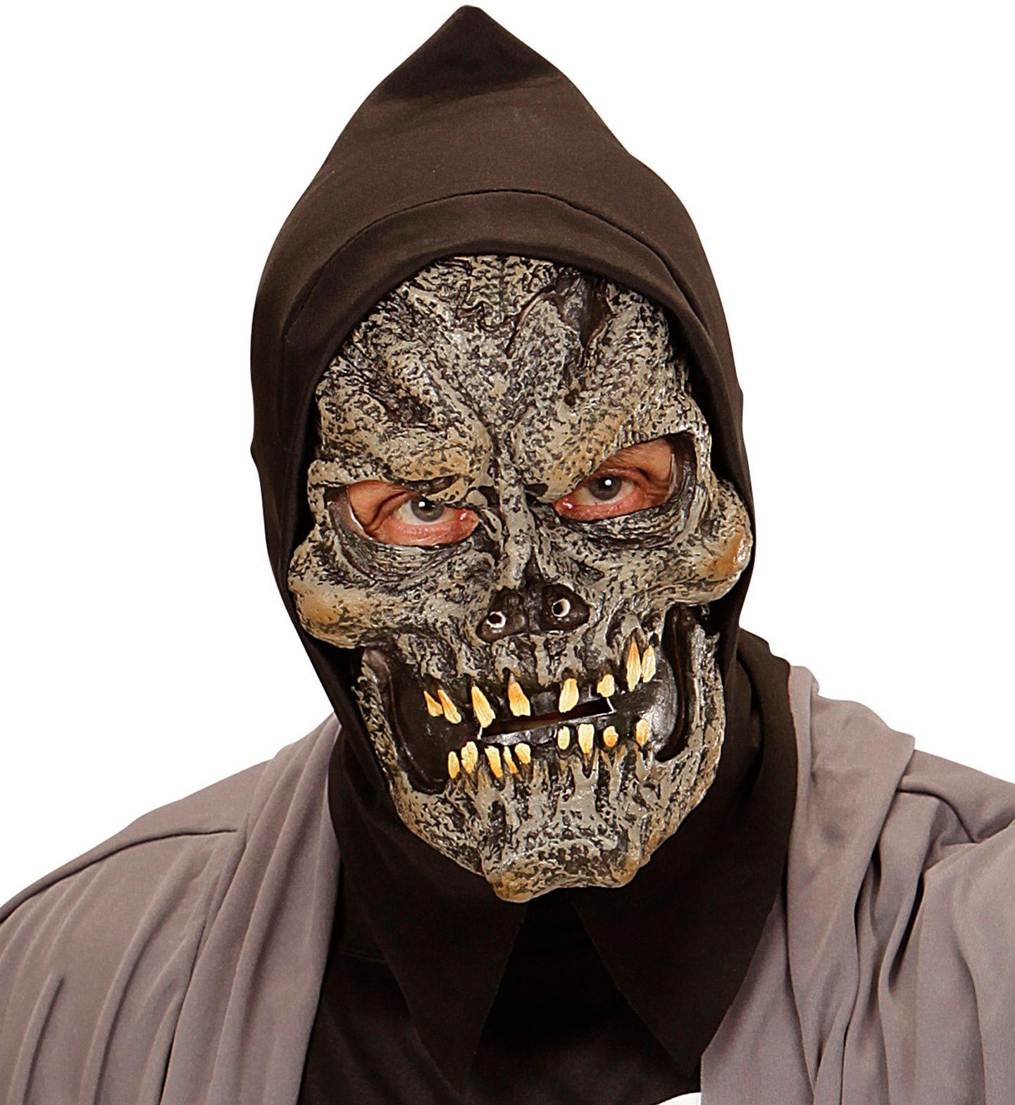Grim Reaper masker