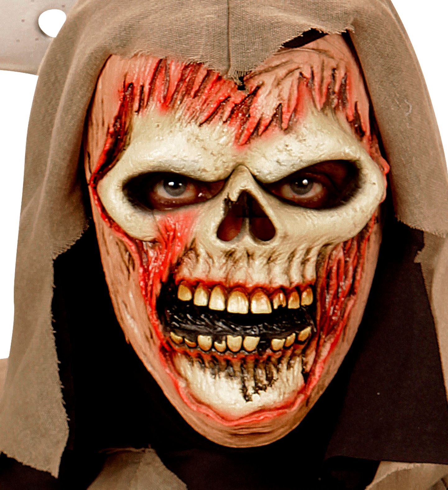 Grim reaper zombie masker kind
