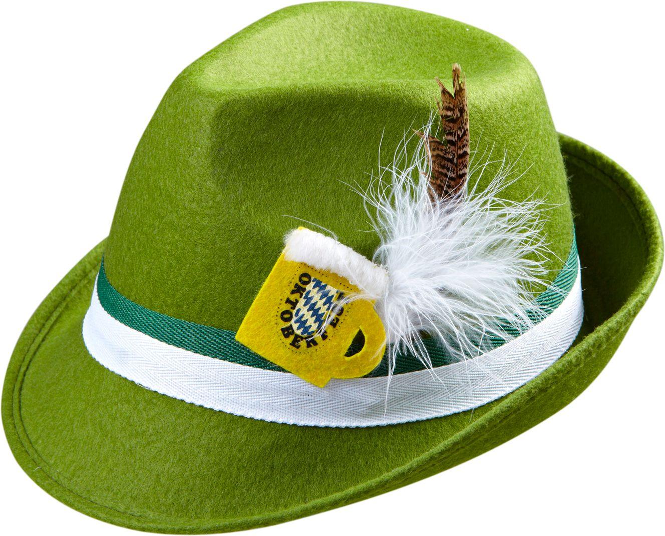 Groen Beiers hoedje