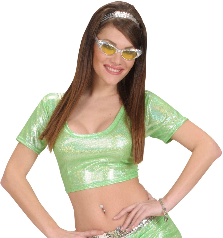 Groene disco jaren 70 top