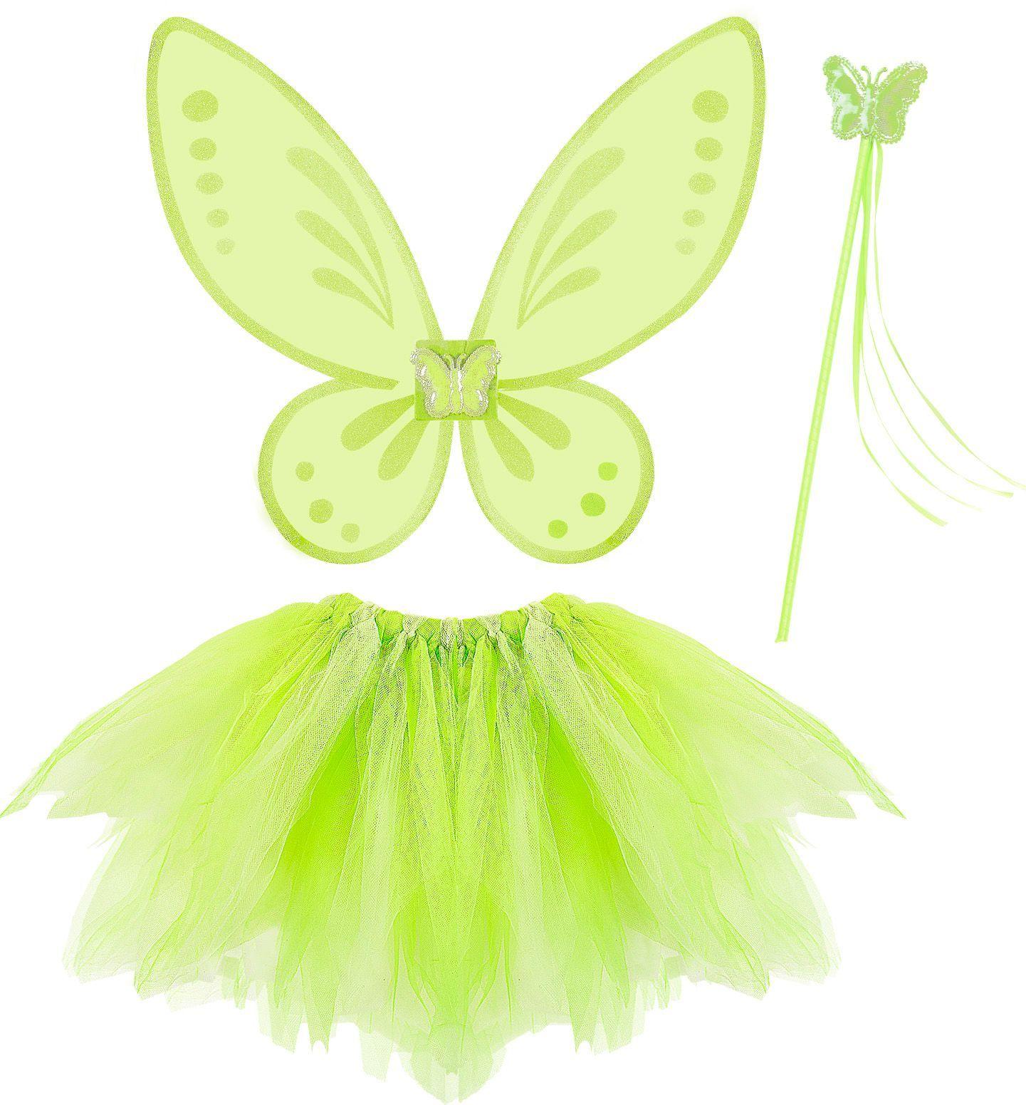 Groene feeën set