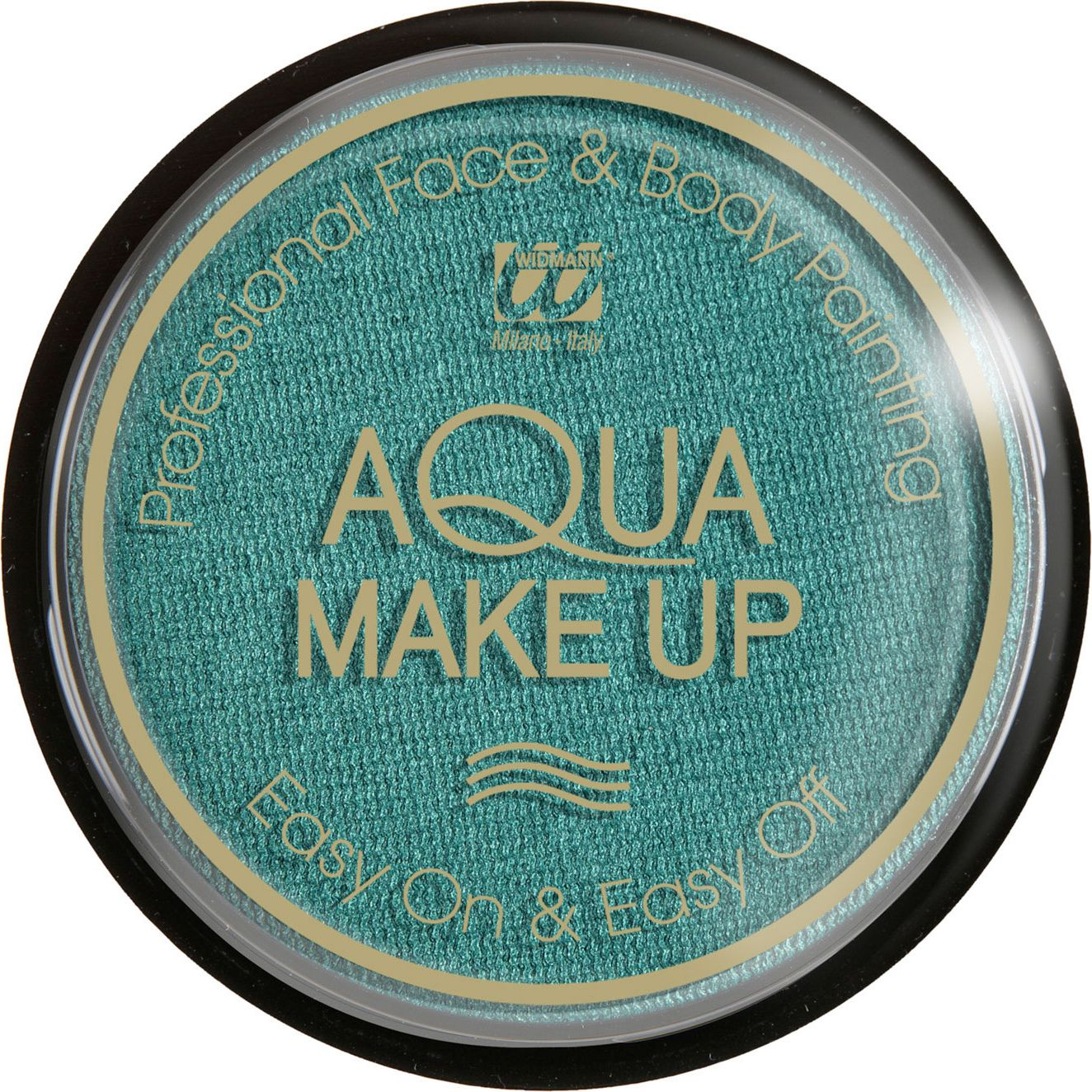 Groene waterbasis make-up metallic