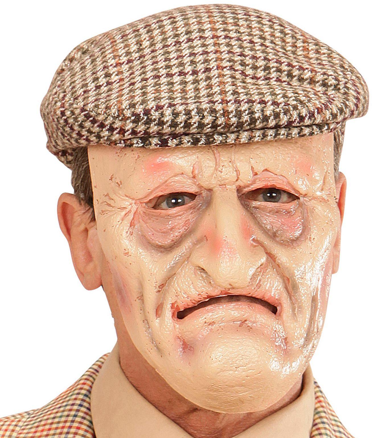 Grootvader masker